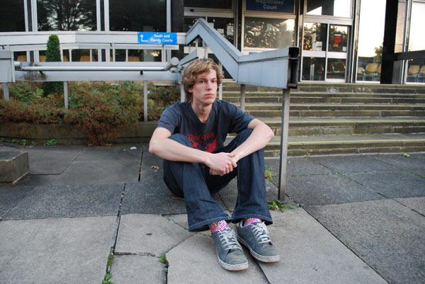 teen who self harms
