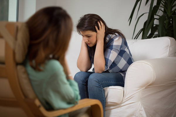 youth at depression counselling